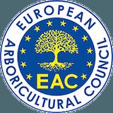 Европейския Арбористичен Съвет (EAC) (лого)